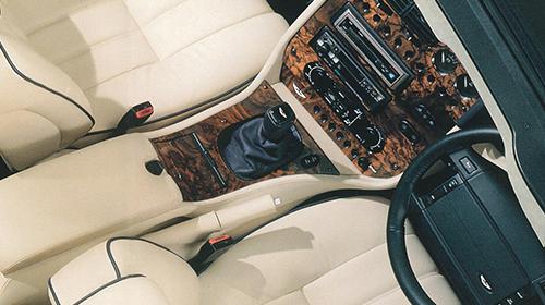 Volante V8