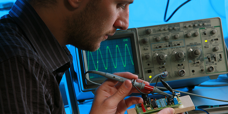 Electronics innovation at the cutting edge
