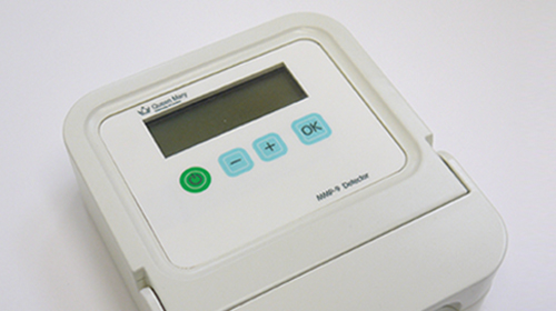 MMP9 Detector