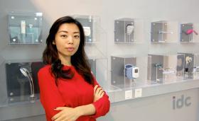 YiFei Dai, MD at IDC China