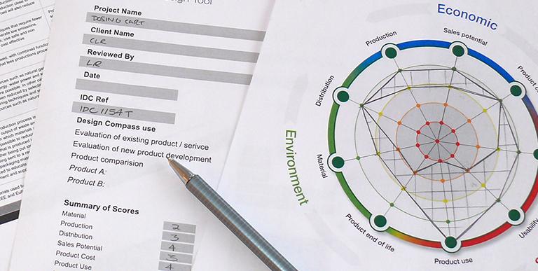 IDC Design Compass evaluation tool