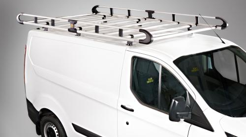 Simple Innovation brings Great Benefits to Van Guard Roof Rack