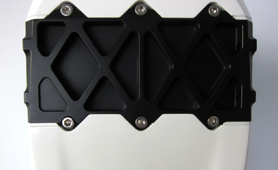 Ventilation Components were Turned into a Feature