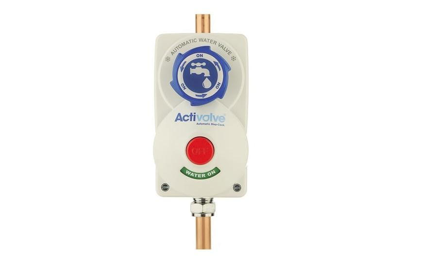 Activalve Automatic Mains Water Shut-Off Valve