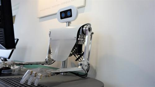 IDC Develops World's First Web-Browsing Robot