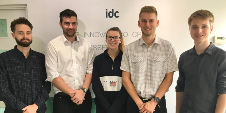 IDC Expands Design Team