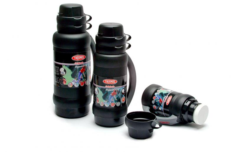 Thermos' Premier 34 Range - Developed in the 90s