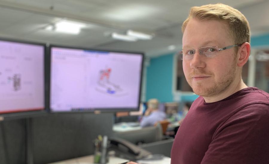 Nick Brown, Design Engineer at IDC