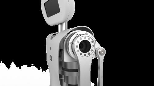 RAVI Returns as Web Browsing 'Show Robot'