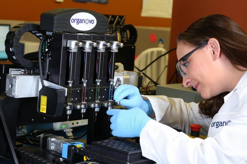 Organovo Regenerative Medicine