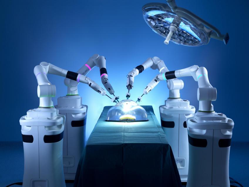CMR Surgical Versius Robot