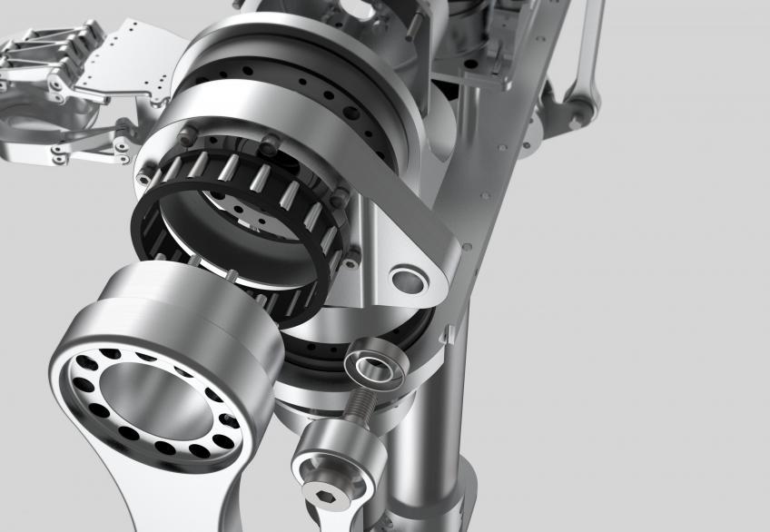 bearing system design