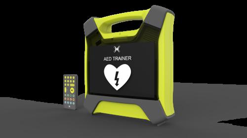 Defibrillator Training Device Keeps it Real