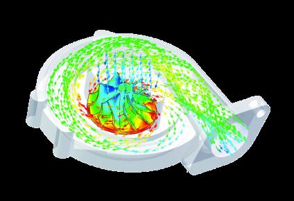 flow simulation