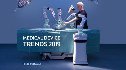 Medical Device Trends 2019 by IDC MD, Stephen Knowles